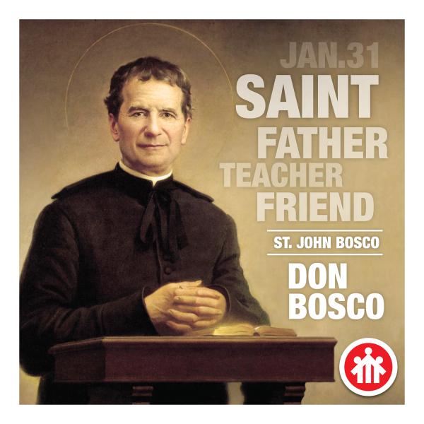 The Life Story of St  John Bosco (Biography of Don Bosco)   Salesian