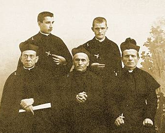 First Salesians sent to San Francisco