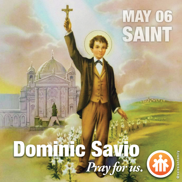 The Life Story of St  Dominic Savio (Biography of St