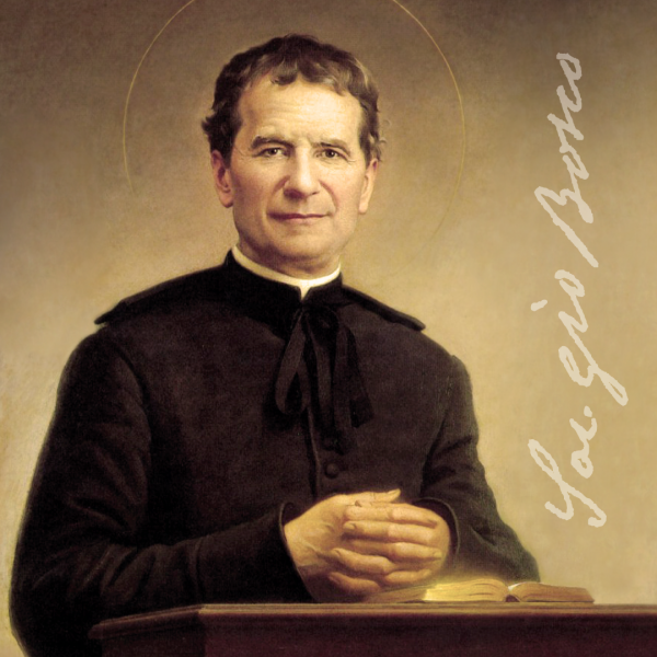 Viva Don Bosco! - Saint John Bosco - Don Bosco - San Giovanni Bosco - San Juan Bosco