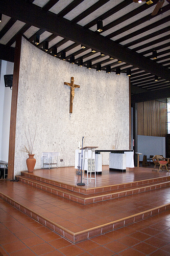 St. Joseph's Salesian Retreat Center Chapel
